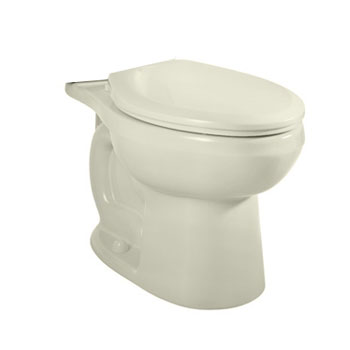 American Standard 3706.216.222 H2Option Dual Flush Elongated Toilet Bowl Only - Linen