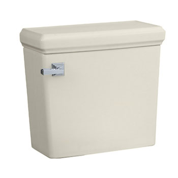 American Standard 4216.128.222 Town Square Vitreous China Toilet Tank Only - Linen