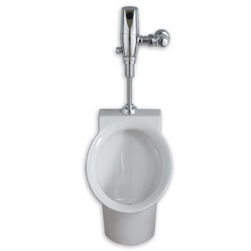 American Standard 6042.001EC.020 Decorum 0.125 gpf High Efficiency Urinal with Top Spud - White