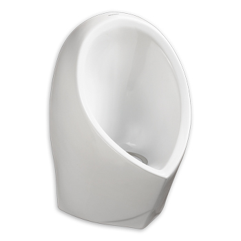 American Standard 6154.100.020 Flowise Flush-Free Waterless Medium Urinal - White