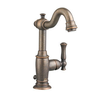 American Standard 7440.101.224 Quentin Single Control Lavatory Faucet - Oil Rubbed Bronze