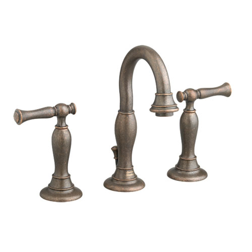 American Standard 7440.801.224 Quentin Two Handle Widespread Lavatory Faucet - Oil Rubbed Bronze