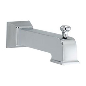 American Standard 8888.088.002 Town Square Slip-On Diverter Tub Spout - Chrome