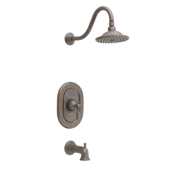 American Standard T440.502.224 Quentin Bath/Shower Trim Kit - Oil Rubbed Bronze
