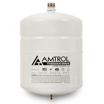 Amtrol T-5 THERM-X-SPAN Expansion Tank, 2.0 Gallon