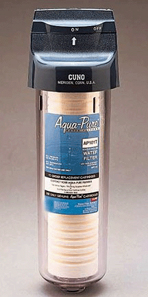 Aqua-Pure AP141T Whole House Water Filter Complete System