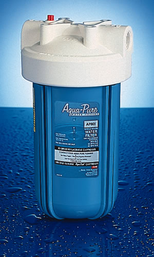 Aqua-Pure AP801-C Whole House Water Filter Complete Series