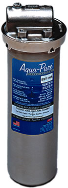 Aqua-Pure SST1HA Stainless Steel Commercial-Duty Water Filter