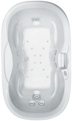 Aquatic AI21LUX7042 LuxeAir 21 - White