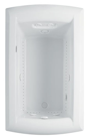 Aquatic Ai36lux6636 Luxeair 36 Motif Whirlpool Tub With