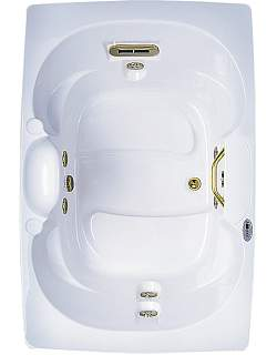 Aquatic AI7048RC34 Century 34 - White