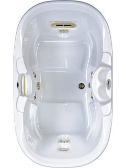 Aquatic AI7242RC24 Century 24 - White