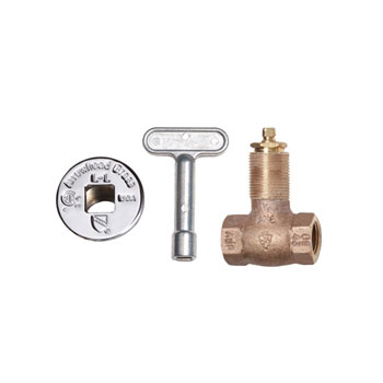 Arrowhead Brass 258 Gas Log Lighter Valve