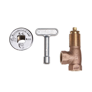 Arrowhead Brass 259 Log Lighter Valve 1/2