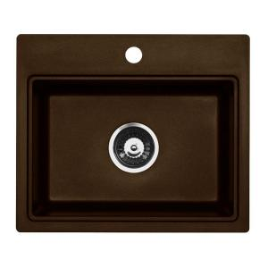 Astracast AQ10RQUSSK Aquari Bar Sink - Metallic Chocolate
