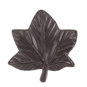 Atlas Homewares 2203-O Leaf Knob - Aged Bronze