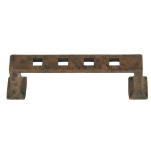 Atlas Homewares 250-R Modern Craftsman Pull - Rust
