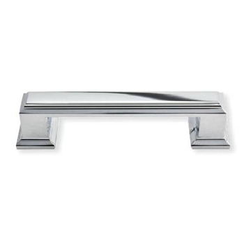 Atlas Homewares 291-CH Sutton Place Pull - Polished Chrome