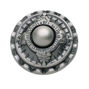Atlas Homewares 4005-P The Classics Collection St Michel Knob - Pewter
