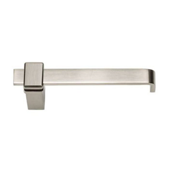 Atlas Homewares BUTP-BRN Buckle Up Toilet Tissue Holder - Brushed Nickel