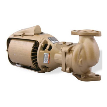 Bell & Gossett 106197LF 1/12 HP Series 100 Bronze BNFI Circulator Pump