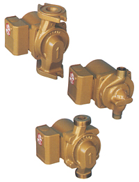 Bell and Gossett NB-F22 1/25 HP Bronze Pump