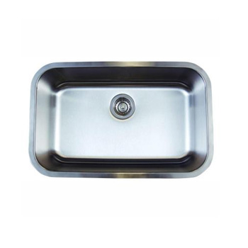 Blanco 441024 Stellar Super Single Bowl Kitchen Sink Stainless Steel