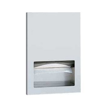 Bobrick B-35903 TrimLineSeries Recessed Paper Towel Dispenser - Satin Stainless
