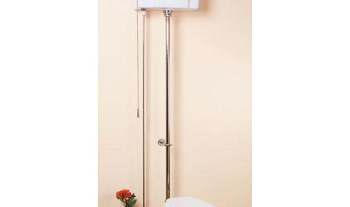 Barclay HTT-B Victoria Toilet Trim Only - Polished Brass