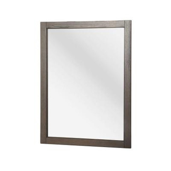 Foremost BROM2430 Brentwood 30-3/4 in. x 23-1/2 in. Wall Mirror - Driftwood