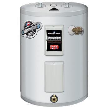 Bradford White LE150L3-3NCWW ElectriFLEX LD (Light Duty) 47 Gallon Commercial Lowboy Electric Water Heater