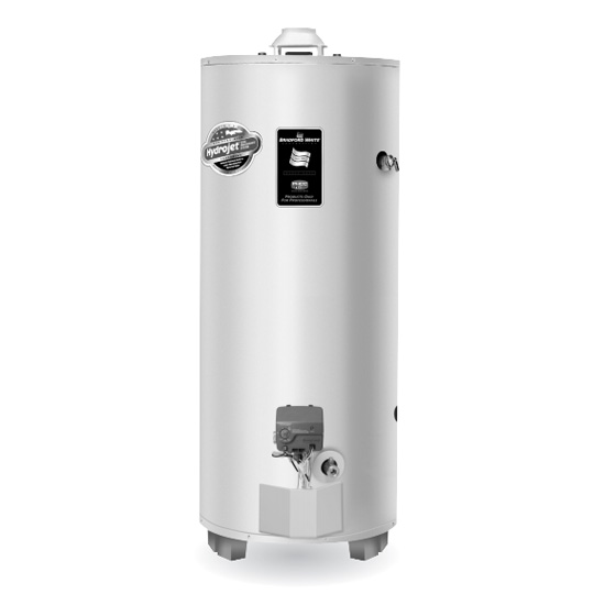 Bradford White LG2100H853N Light Duty 100 Gallon Commercial Atmospheric Vent High Input Gas Water Heater