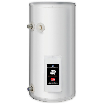Bradford White RE112T6-1NAL 12 Gallon 120V Residential Utility Energy Saver Electric Water Heater