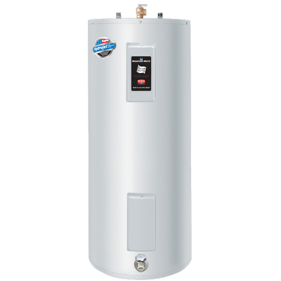 Bradford White RE3-50S6 50 Gallon Upright Residential Electric Water Heater