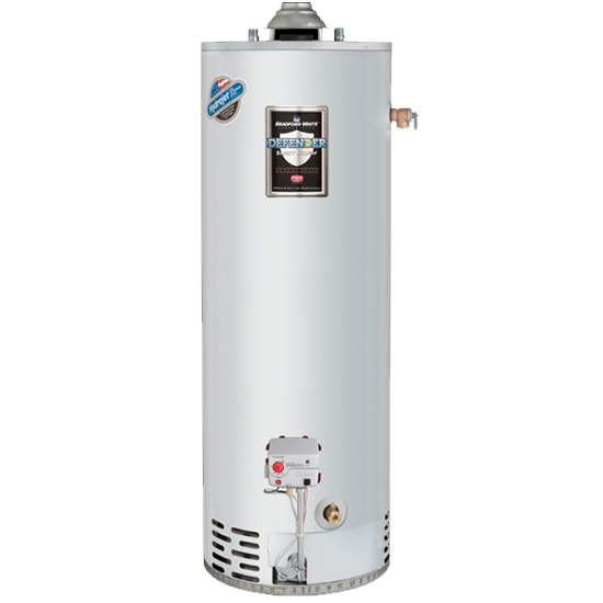 Bradford White RG230T6X 30 Gallon Atmospheric Vent High Input Propane Gas Water Heater