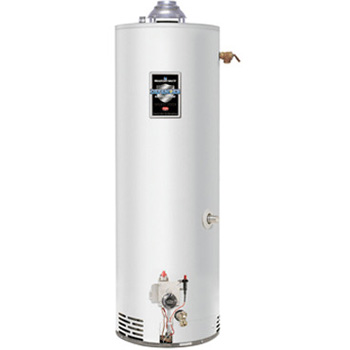 Bradford White RG2MH30T6X 30 Gallon Residential Natural Gas Manufactured Home Atmospheric Vent Water Heater