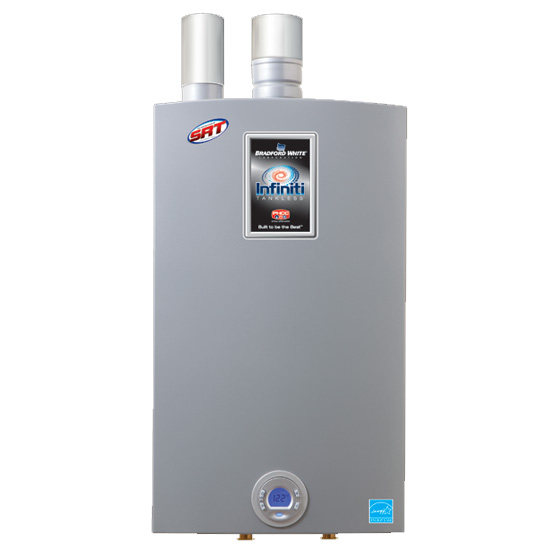 Bradford White RTG-199HE Infiniti Tankless Residential High Efficiency Water Heater