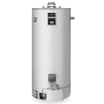 Bradford White ULG2100H853N 100 Gallon 85,000 BTU Light Duty Commercial Ultra Low NOx High Input Gas Water Heater