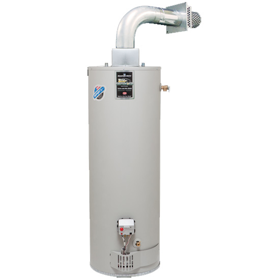Bradford White URG2DV40S6N 40 Gallon Ultra Low Nox Direct Vent Water Heater