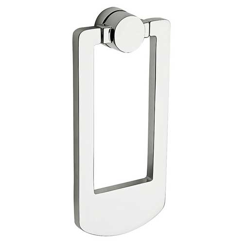 Baldwin 9BR7002-003 Contemporary Door Knocker - Chrome