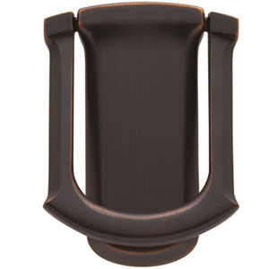 Baldwin 0105112  Tahoe Knocker Tahoe Door Knocker - Venetian Bronze
