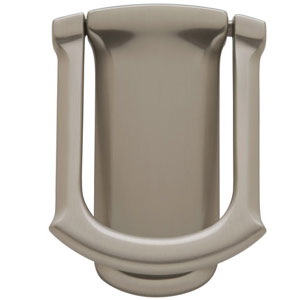 Baldwin 0105150 Tahoe Door Knocker - Satin Nickel