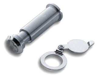 Baldwin 0155260 Observascope for Door Knocker - Polished Chrome