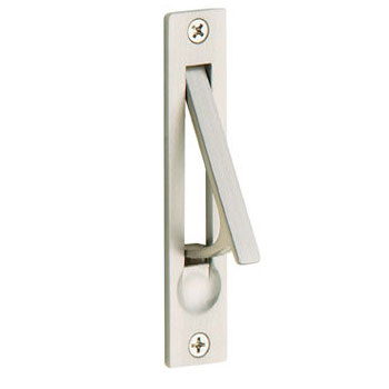 Baldwin 0465150 Edge Pull - Satin Nickel