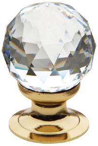 Baldwin 4334030S Swarovski Crystal .75