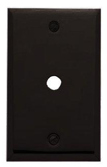 Baldwin 4764112CD Residential Cable Cover - Venetian Bronze