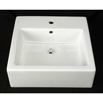 Barclay 4-466 Patricia 1 Hole Basin White