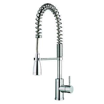 Belle Foret BF415CP Pre-Rinse Kitchen Faucet - Chrome