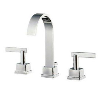 Belle Foret L400-CP Widespread Lavatory Faucet - Chrome