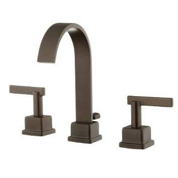 Belle Foret L400-ORB Widespread Lavatory Faucet - Oil Rubbed Bronze